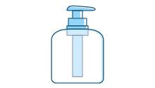 Dispositivo di dosaggio che fa parte  del tappo della confezione per i detersivi