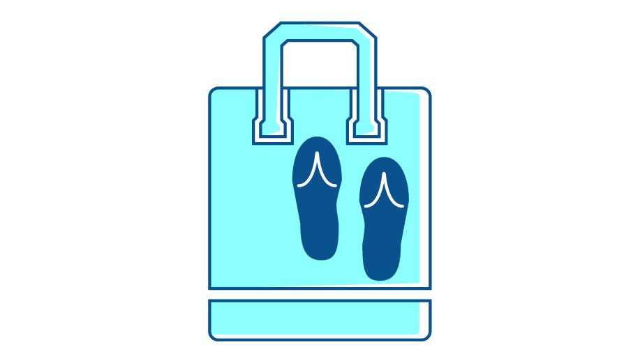 Borsette porta oggetti