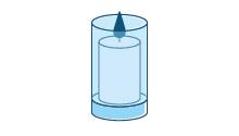 Lumini per tombe (contenitori per candele)