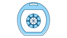Cases for snow chains