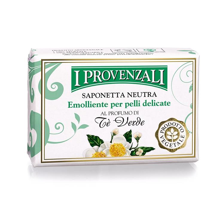 Saponetta Vegetale Tè Verde new