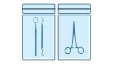 Sistemi di barriera sterili (Involucri, vassoi e materiali necessari per preservare la sterilità del prodotto)
